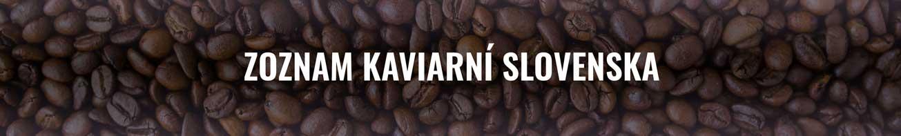 cafenews zoznam kaviarni